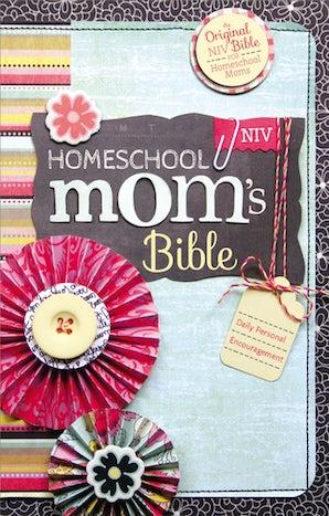 NIV, Homeschool Mom's Bible, eBook book image