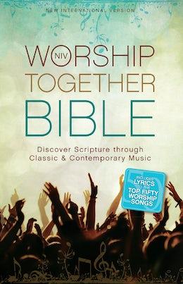 NIV, Worship Together Bible, eBook
