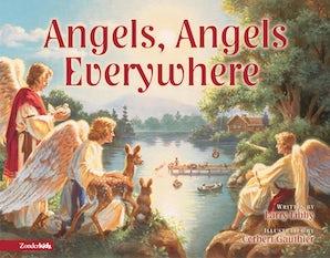 Angels, Angels Everywhere book image