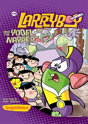 LarryBoy and the Yodelnapper book image