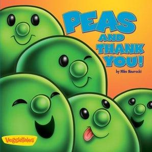 Peas and Thank You! / VeggieTales book image