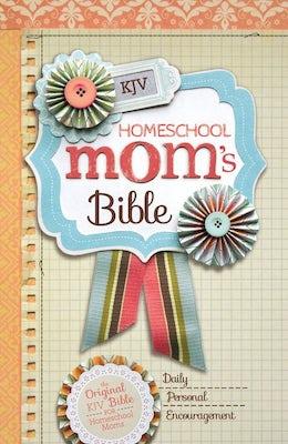 KJV, Homeschool Mom