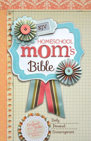 KJV, Homeschool Mom's Bible, eBook book image