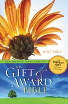 NIV, Gift and Award Bible, Paperback