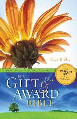 NIV, Gift and Award Bible, Paperback