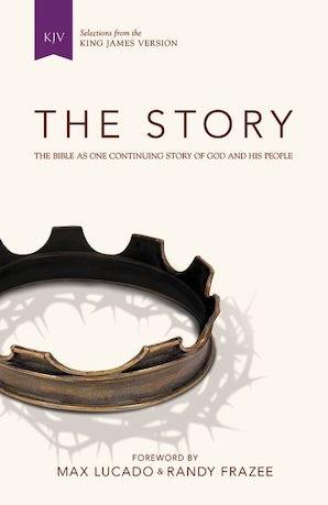 KJV, The Story, Hardcover book image