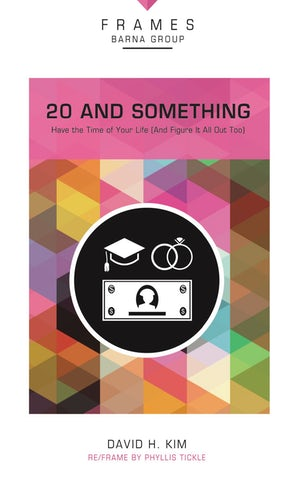 20 and Something, Paperback (Frames Series) book image