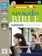 NIV, New Testament Audio Bible, Dramatized, Audio CD