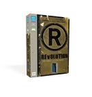 NIV, Revolution: The Bible for Teen Guys, Leathersoft, Blue/Charcoal