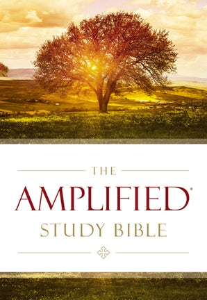 The Amplified Study Bible, Hardcover