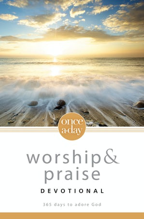 NIV, Once-A-Day:  Worship and Praise Devotional, eBook book image