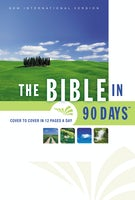 NIV, Bible in 90 Days, eBook