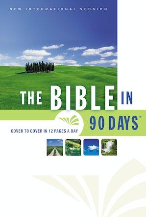 NIV, Bible in 90 Days, eBook book image