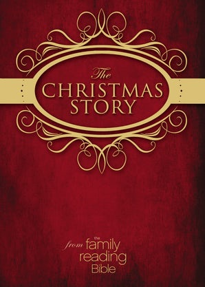 NIV, Christmas Story from the Family Reading Bible, eBook book image