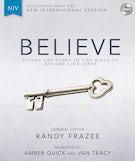NIV, Believe, Audio CD