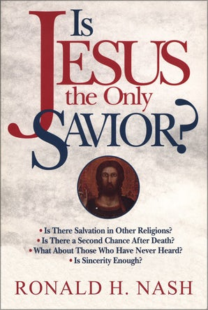 Is Jesus the Only Savior? book image