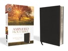 Amplified Holy Bible, Bonded Leather, Black