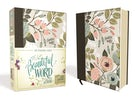 NIV, Beautiful Word Bible, Cloth over Board, Multi-color Floral