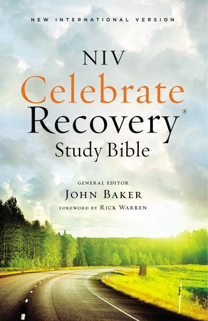 NIV, Celebrate Recovery Study Bible, Paperback