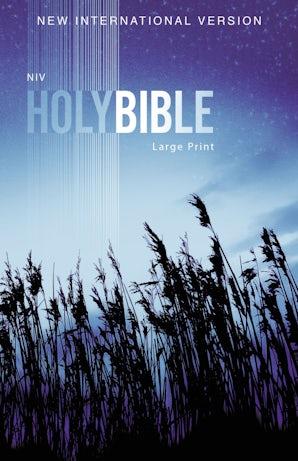 NIV, Outreach Bible, Large Print, Paperback
