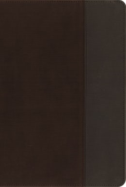NIV, Quest Study Bible, Leathersoft, Brown/Gray, Indexed