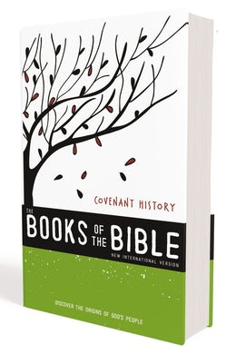 NIV, The Books of the Bible: Covenant History, Hardcover