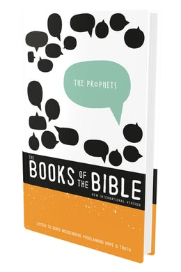 NIV, The Books of the Bible: The Prophets, Hardcover