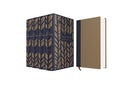NIV, The Sola Scriptura Bible Project: The Complete Collection, Cloth over Board, Navy/Tan