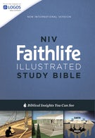 NIV, Faithlife Illustrated Study Bible, Hardcover