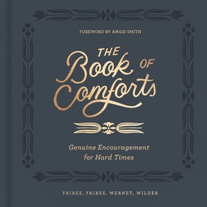 The Book of Comforts book image