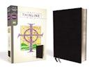 NRSV, Thinline Bible, Bonded Leather, Black, Comfort Print