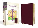 NRSV, Thinline Bible, Bonded Leather, Burgundy, Comfort Print