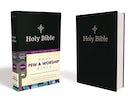 NRSV, Pew and Worship Bible, Hardcover, Black, Comfort Print