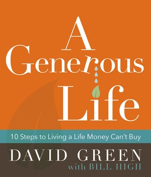 A Generous Life book image