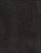 The Jesus Bible, ESV Edition, Leathersoft, Black, Indexed