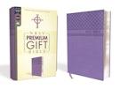 NRSV, Premium Gift Bible, Leathersoft, Purple, Comfort Print