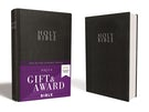 NRSV, Gift and Award Bible, Leather-Look, Black, Comfort Print