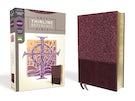 NRSV, Thinline Reference Bible, Leathersoft, Burgundy, Comfort Print