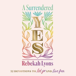 A Surrendered Yes book image