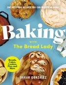 Baking with the Bread Lady