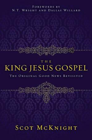 The King Jesus Gospel book image