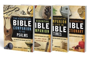 Essential Bible Reference Collection book image