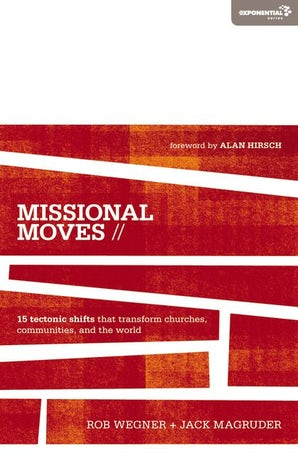 Missional Moves book image