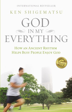 God in My Everything book image