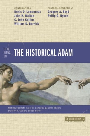 Four Views on the Historical Adam book image