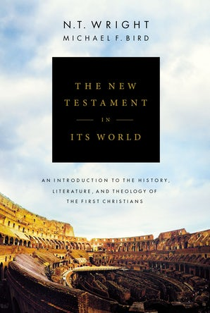 The New Testament in Its World book image