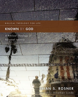 Known by God book image