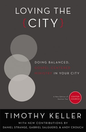 Loving the City book image