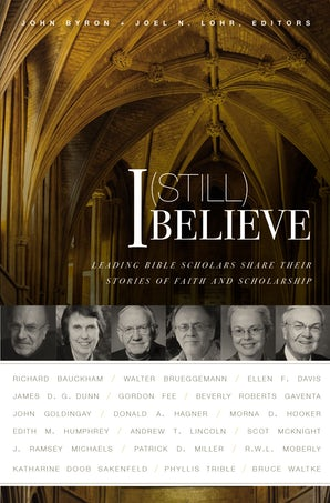 I (Still) Believe book image