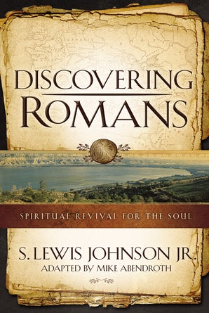 Discovering Romans book image